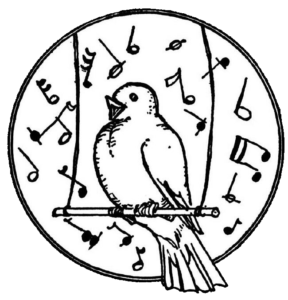 zingendevogel